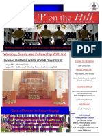Newsletter May 2017