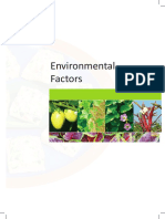 Environment Factors influencing crop growth