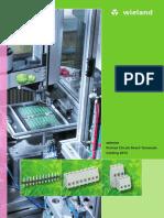 Wiecon Conector PCB