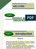 Trident Auto Profile