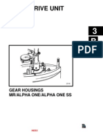 Merc Service Manual 6 3b