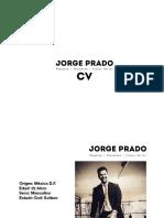 CV Jorge Prado