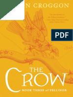 The Crow by Alison Croggon Chapter Sampler