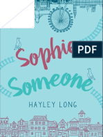 Sophie Someone by Hayley Long Chapter Sampler
