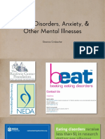 Mental Illness Presentation