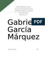 Gabriel García Márquez Biografia