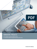 Brochure Simatic WinCC SCADA En