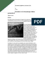 La Pietá Maniféstándose en La Dramaturgia Chilena Postmoderna