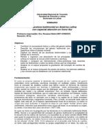 Nofal Rossana Programa Actualizado