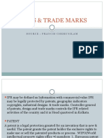 PATENTS & TRADE MARKS (2).pptx