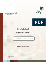ADEC - Abu Dhabi International School Branch 2015 2016
