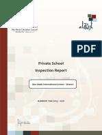 ADEC - Abu Dhabi International School Branch 2015 2016
