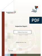 ADEC - Al Manara Private School 2014 2015