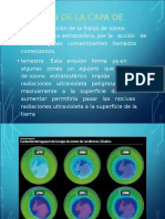 EROSIÓN DE LA CAPA DE OZONO.ppt