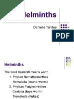 Helminths Uph Kirim