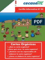 Guia para Carta Organica