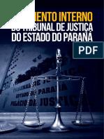 Weslei Machado - Regimento Interno TJPR