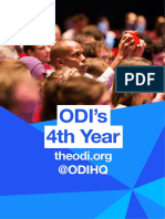 ODI's 4th Year