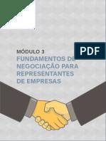 M3 Fundamentos de Negociação Para Representantes de Empresas