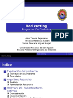 Rod Cutting