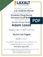 Wynn Invite