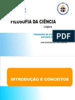 Filosofia da Ciência - IJOPA - FCA