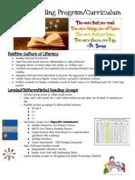 modelreadingprogram