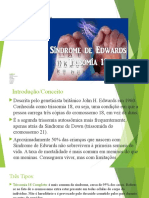 Edwards.sindrome Pptx