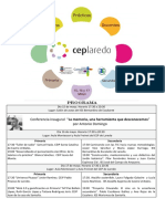 BBPP Programa