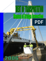 Manual of Bridge Inspection