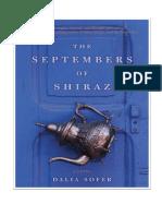 Dalia Sofer - Septembrie in Shiraz