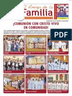 EL AMIGO DE LA FAMILIA 30 abril 2017
