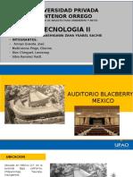 AUDITORIO BLACBERRY