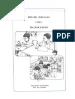 English Language - Teacher's Guide (Year 1).pdf