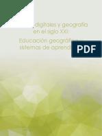 Nativos Digitales y Geografia