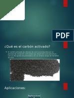 Desorcion de Carbon Activado