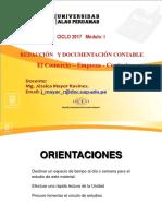 AYUDA 1 - El Comercio – Empresa - Contratos