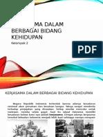 TUGAS PPKn 7.7-Kerjasama Dalam Berbagai Bidang Kehidupan