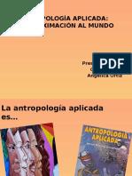 La Antropología Aplicada