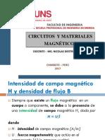 Circuitos y Materiales Magneticos - 2a