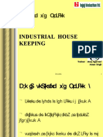18014459 Industrial House Keeping Through 5S Technique HINDI
