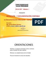 AYUDA 2 - La Documentación Mercantil – Comprobantes de Pago
