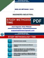 43 Metodologia de Estudio de Tiempo