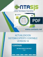 Manual de Actualización Del Sistema Experto Contable V14