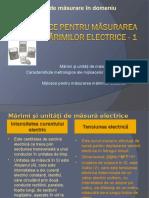 120797908 Mijloace Pentru Masurarea Marimilor Electrice