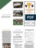 camp brochure 2017