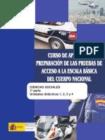 Policia Nacional Ciencias Sociales UD1
