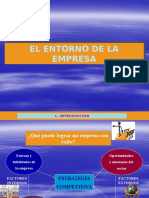 Tema 2 Entorno Empresa