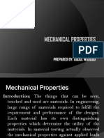 Mechanical Proprties (2)