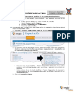 Instrucciones de Diagnostico Web Msaccess - Segic Rev 2.6 .2015